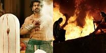 Stunning Frames from Baahubali 2 Trailer