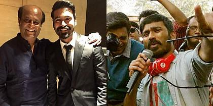 Ten Times when Dhanush Trended
