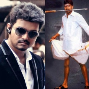The Class and Mass looks of Kollywood Heroes
