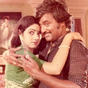 The only actress to have acted with Indian superstars