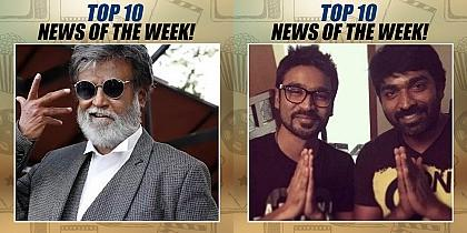TOP 10 NEWS OF THE WEEK (JULY 10 - JULY 16)