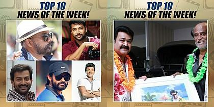 TOP 10 NEWS OF THE WEEK (JUNE 26 - JULY 2)