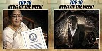 Top 10 News of the week (Mar 28 - Apr 03)