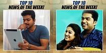 TOP 10 NEWS OF THE WEEK (MAY 29 - JUNE 4)
