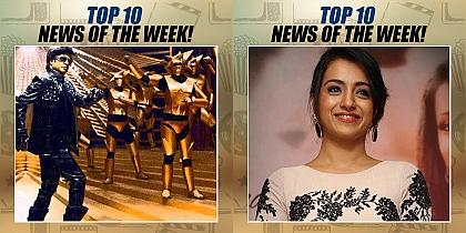 TOP 10 NEWS OF THE WEEK (Oct 9 - Oct 15)