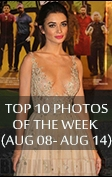 TOP 10 PHOTOS OF THE WEEK (AUG 08 - AUG 14)