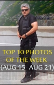 TOP 10 PHOTOS OF THE WEEK (AUG 15 - AUG 21)