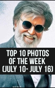 Top 10 Photos of the week (July 10 to July 15)