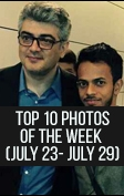 TOP 10 PHOTOS OF THE WEEK (JULY 23 - JULY 29)