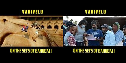 What if Vadivelu was part of Baahubali?