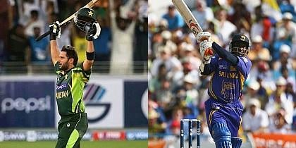 Who hit the most sixes in ODI career