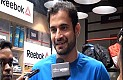 Irfan Pathan launches Reebok's new fitness concept store