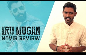 IruMugan movie review by Behindwoods | Vikram | Nayanthara
