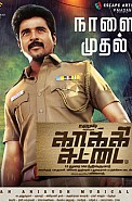Kaaki Sattai Movie Review