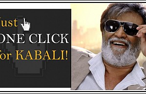Just ONE CLICK for KABALI!
