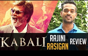 KABALI REVIEW by a RAJINI RASIGAN