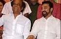 Kamal Haasan Wishes Rajinikanth on his birthday and for Lingaa's Success!