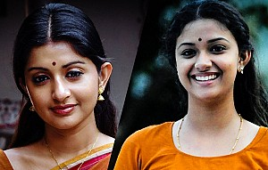 Keerthy Suresh is the new Dhavanipotta Deepavali | Sandakozhi 2
