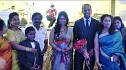 Lakshmy Ramakrishnan Daughter's Wedding Reception