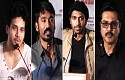 Launch of Sandamarutham, Maari, Idhu Enna Maayam and Paambu Sattai