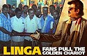 Linga - Fans pull the golden Chariot - Presented by Nalli Jewellers
