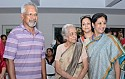 Mani Ratnam and Jyothika at Art Supports Medicine