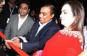 Mukesh Ambani launches KM Conservatorys new facility