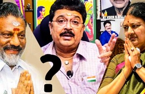 If S.VE. Shekher in AIADMK, his support to Sasikala or OPS Team? - S.VE Answers | MT 03