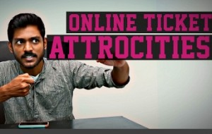 Online Movie tickets booking, the Kashtam - Nashtam facts!
