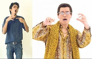 PPAP Pen Pineapple Apple Pen | SJ Surya Fan version