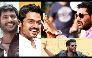 Prabhu Deva, Vishal and Karthi to team up!