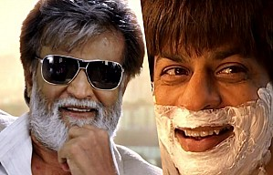 Rajinikanth to replace Shahrukh Khan! RK 05