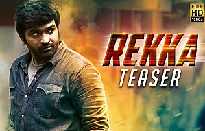 Rekka Movie Official Teaser