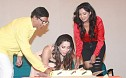 Sanjana Singh Birthday Celebration