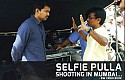 Selfie Pulla shooting in Mumbai - BW Video Book