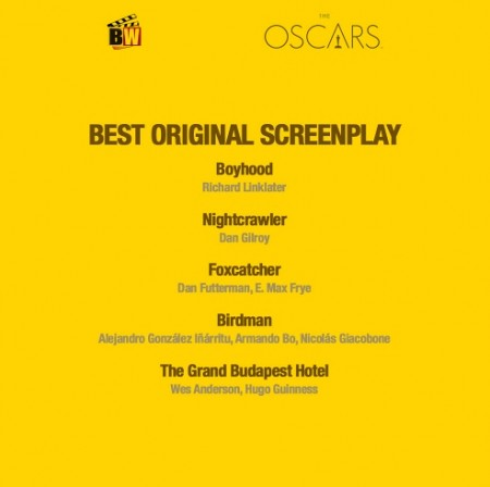 Best Original Screenplay additionally Kaley Cuoco Unflattering Ensemble Gets Covered Slime Kids Choice Awards furthermore Mariah Sudi Responds Grace Msalames Controversial Blog Post furthermore Adele Exarchopoulos as well . on movie nominations 2014