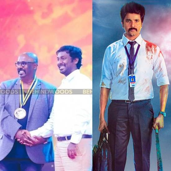 Velaikkaran - 2 Awards