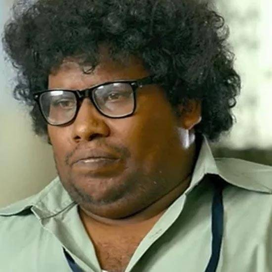 Best Comedian - Yogi Babu For Balloon