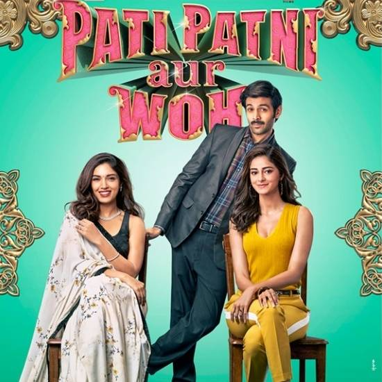 Pati Patni Aur Woh | Here are the movies releasing this