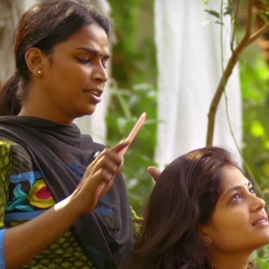 'Liberty song' from Aruvi