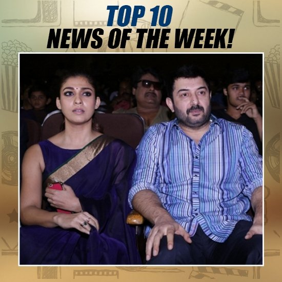 ARVIND SWAMI AND NAYANTHARA TO PAIR UP?