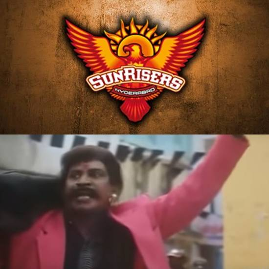 Sunrisers Hyderabad Song Download 2017: What If IPL Teams Were Vadivelu