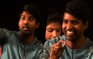 Soori's fun speech about an important chasing scene in Si3 | Suriya | Anushka