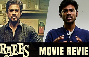 SRK's Raees - Movie Review | Did you like it?