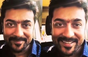 Suriya's reaction after Si 3 FDFS | Singam 3
