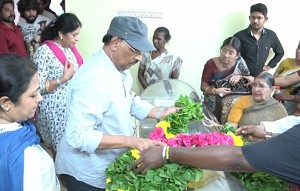 Tamil Film Industry pays homage to veteran Producer Panchu Arunachalam