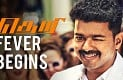 Vijay's THERI fever begins!
