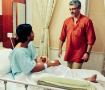Ajith springs a surprise !!!