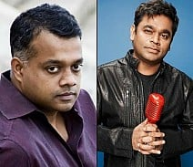 A.R.Rahman to do it for the second time in Tamil for Gautham Menon and Vikram?