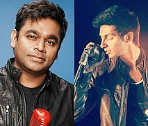 Four for A.R. Rahman and two for Anirudh